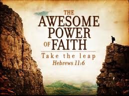 Awesome Power of Faith