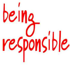 Being Responsible Red