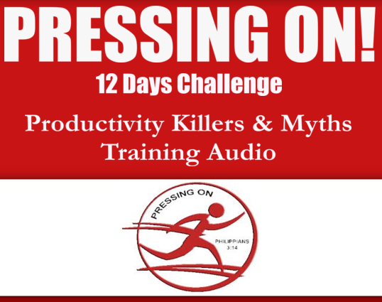 Productivity Killers Training Audo Pic