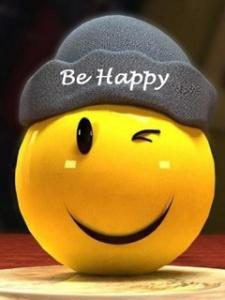Be Happy Smily