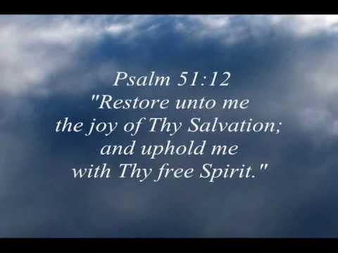Psalm 51-12